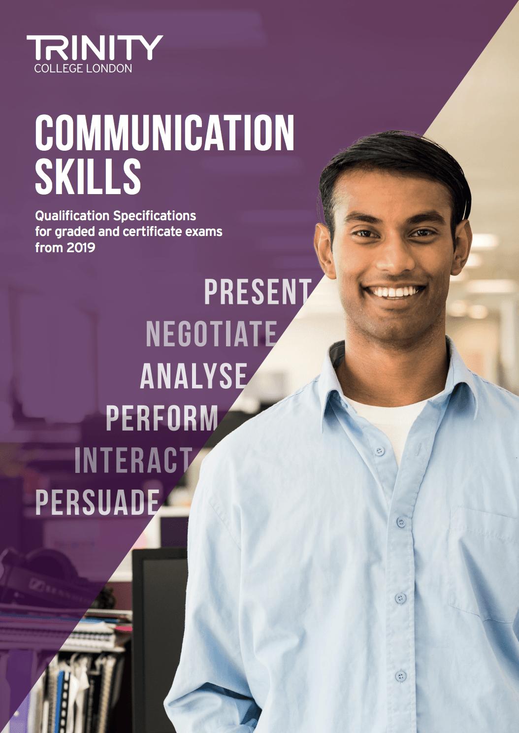 Communication Skills Trinity College London