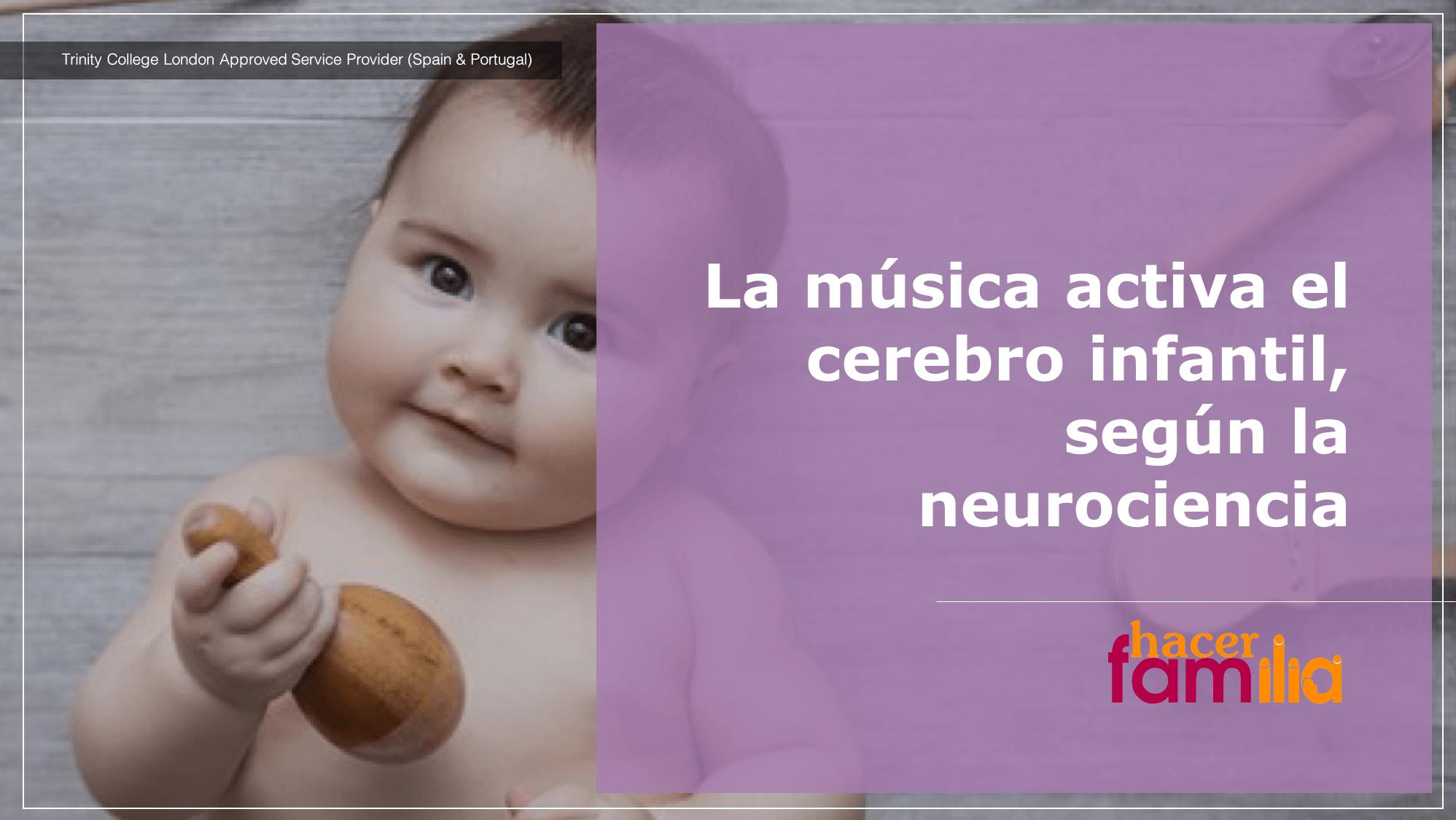 Las habilidades matemáticas, el desarrollo cognitivo, la confianza, las habilidades lingüísticas, la memoria, la atención, la autonomía, la creatividad, la flexibilidad emocional y la empatía convergen en las personas que conviven con experiencias musicales desde su infancia.