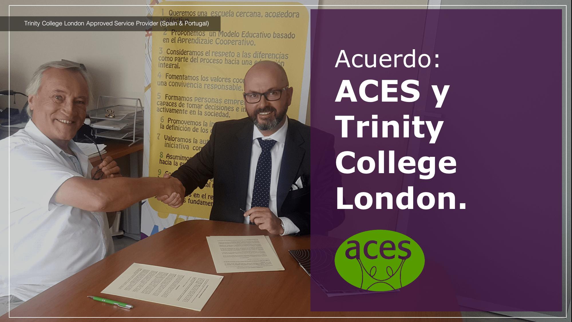 ACES Y TRINITY COLLEGE LONDON