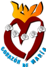 0 Logo Corazón de María