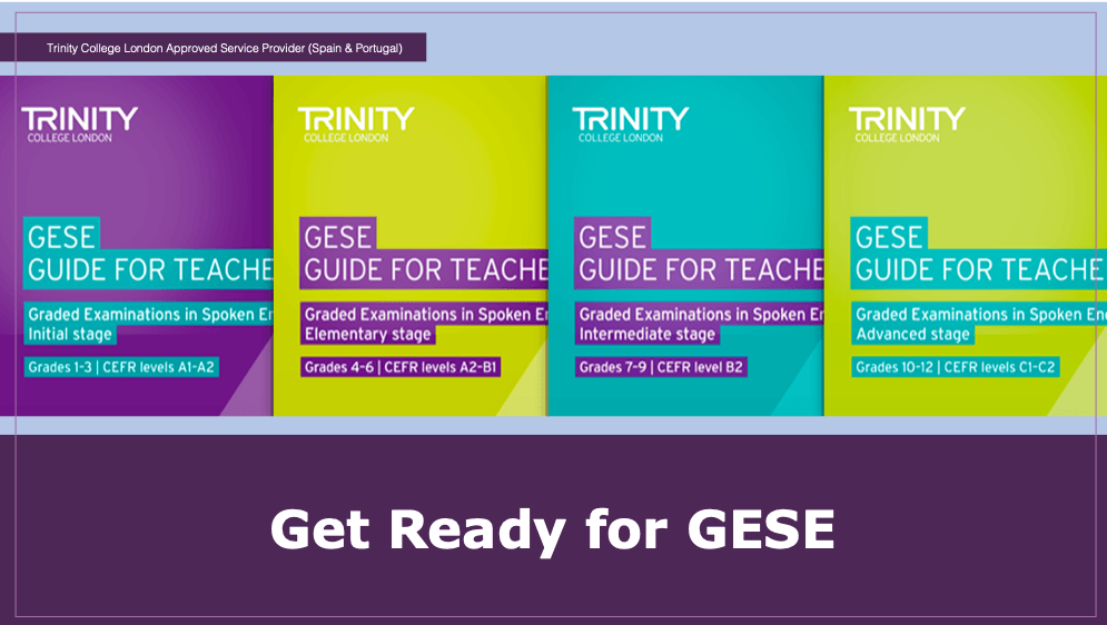 Get Ready for GESE