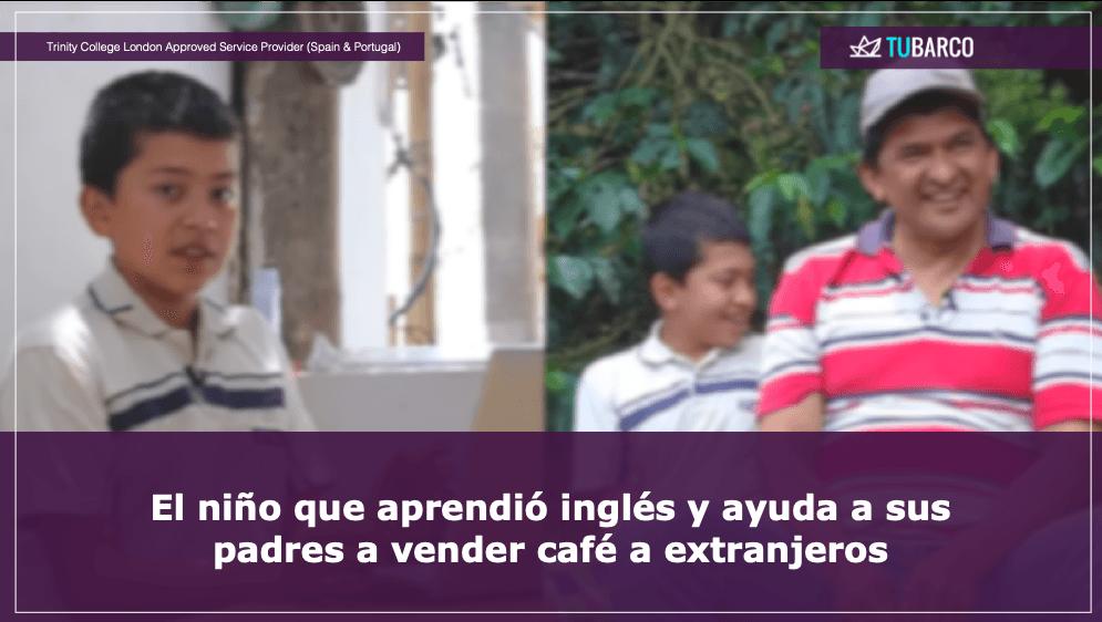 Un ejemplo de superación y de por qué aprender inglés es una oportunidad