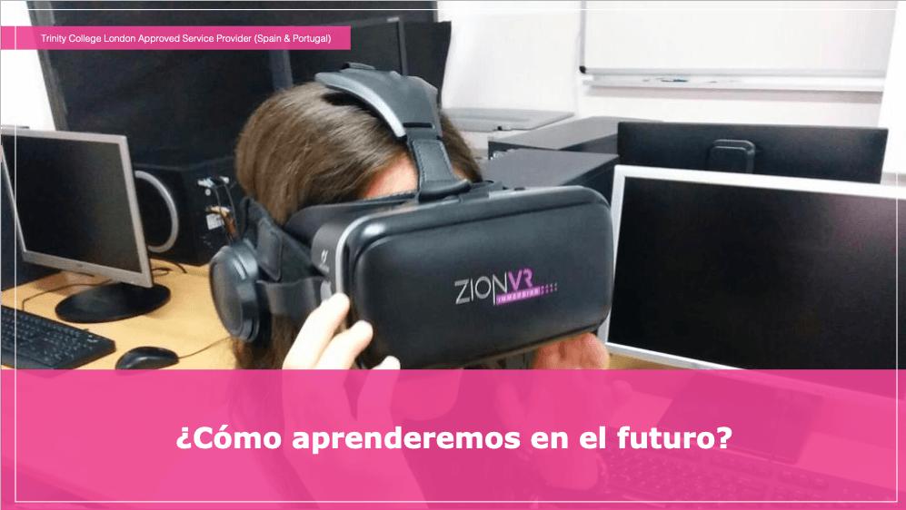 ¿Cómo aprenderemos en el futuro?