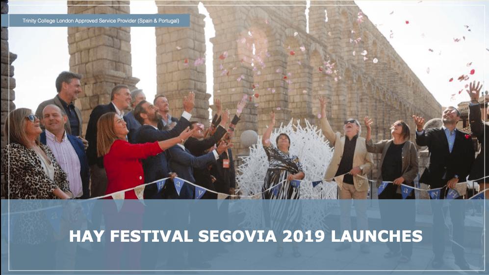 Hay Festival 2019 Inicio