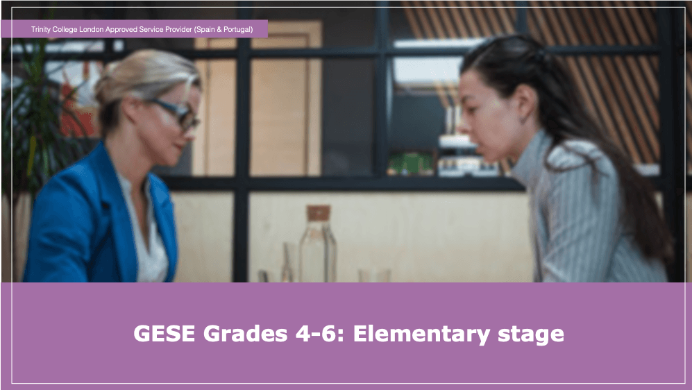 GESE Grades 4-6: Elementary stage