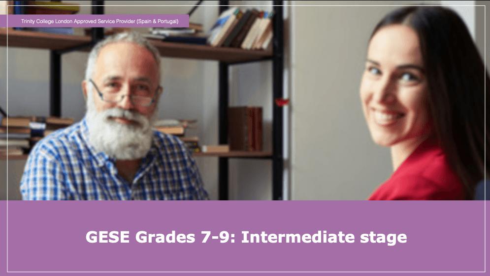 GESE Grades 7-9: Intermediate stage