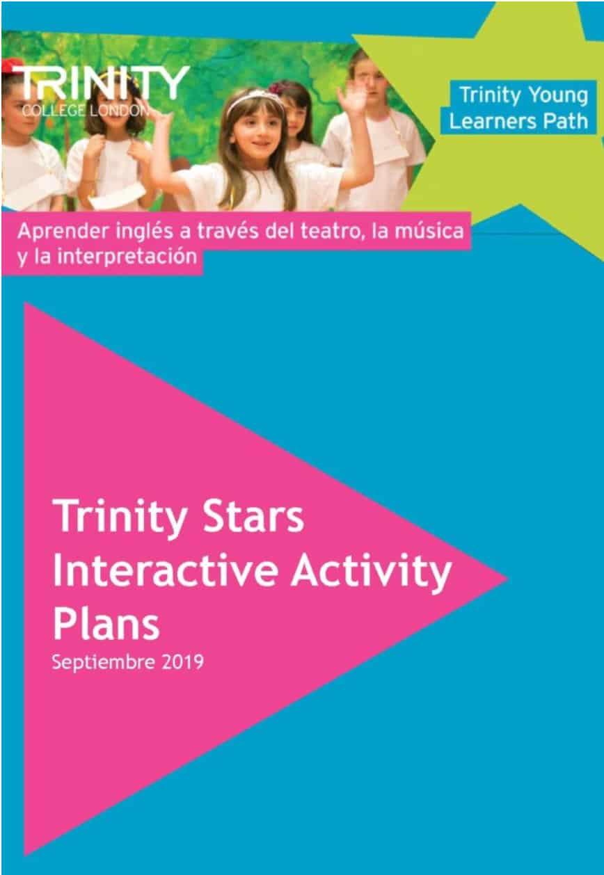 DESCARGA TRINITY STARS INTERACTIVE ACTIVITY PLAN