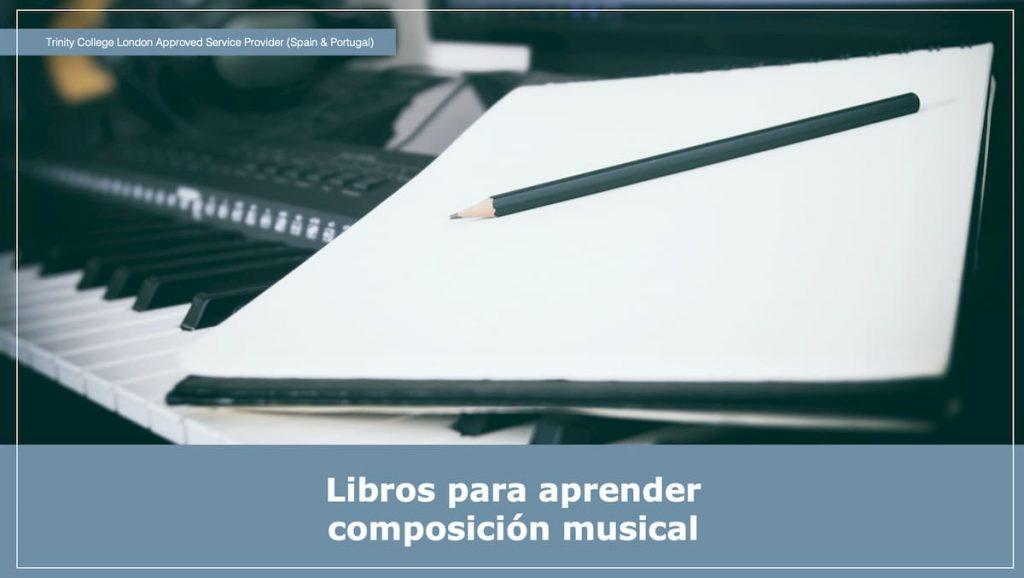 Libros para aprender composición musical
