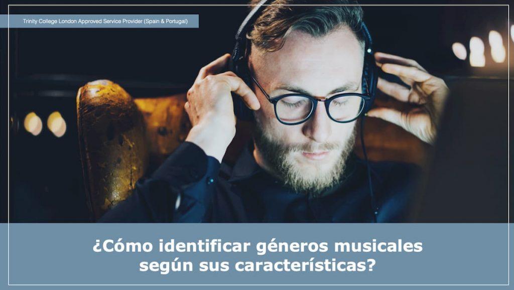 Cómo identificar géneros musicales según sus características