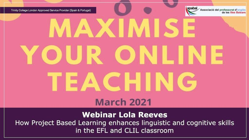 Online Course Lola Reeves