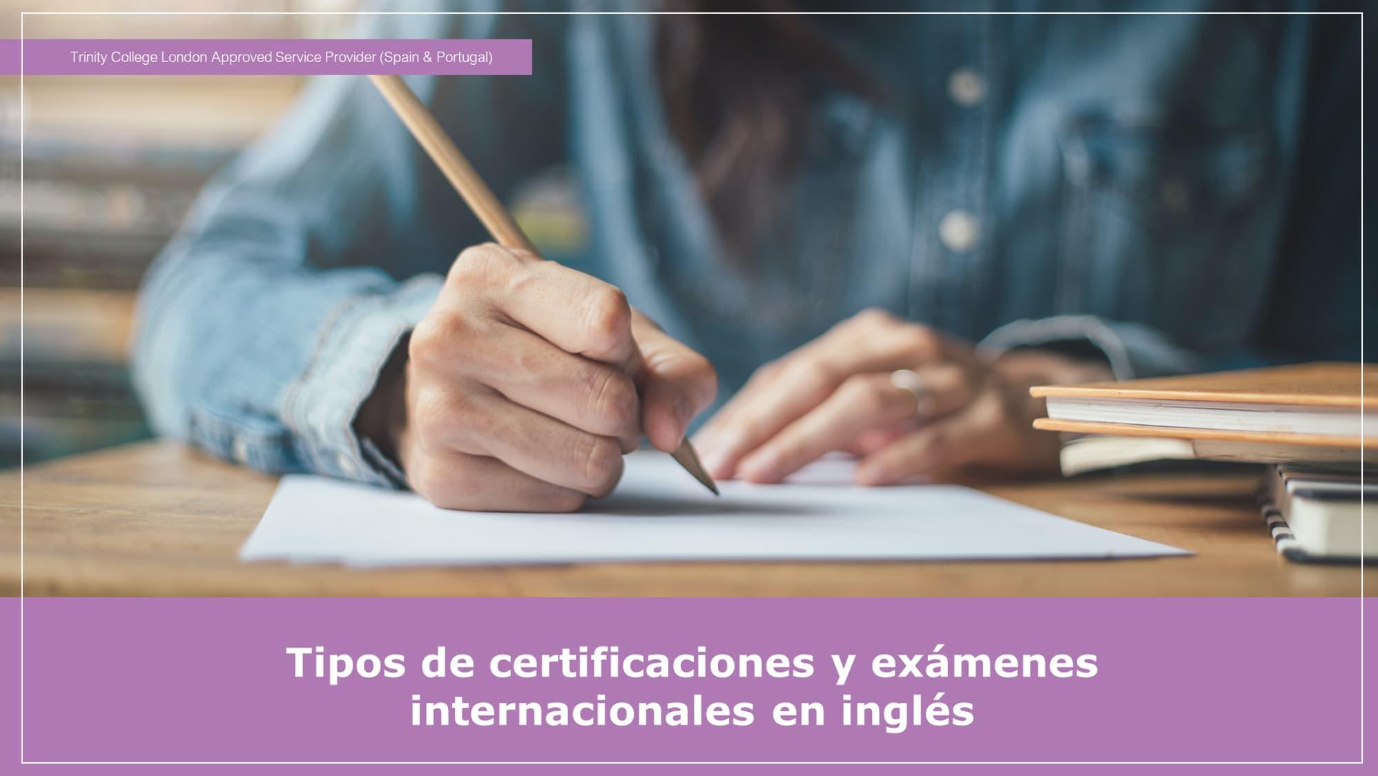 Certificaciones internacionales de inglés