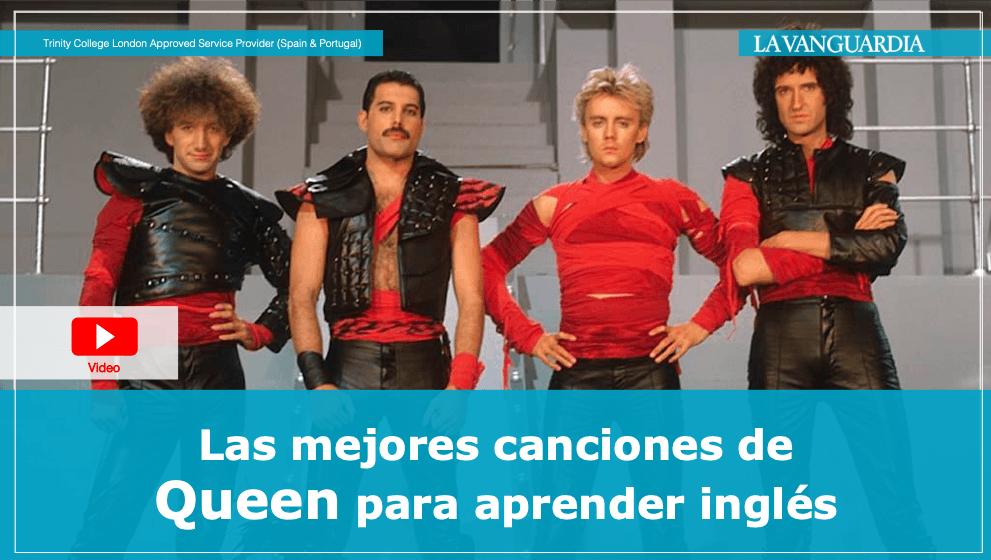 Las mejores canciones de  Queen para aprender inglés
