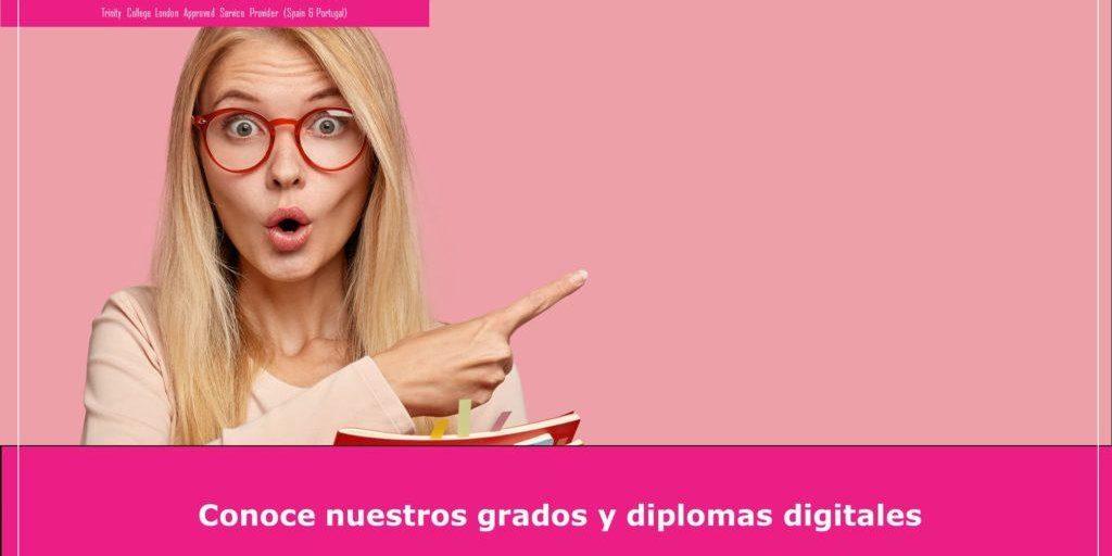 Grados y diplomas digitales