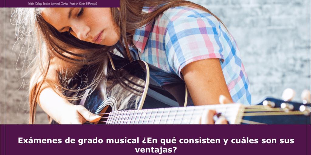 Ventajas de los exámenes de grado musical