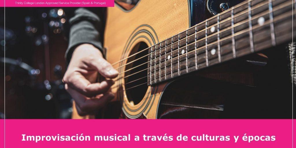 La improvisación a través de las culturas y las épocas
